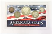 AMERICAN HISTORIC SOCIETY Collection AMERICAN SERIES THE YESTERYEAR COLLECTION